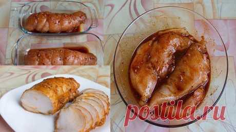 Бастурма из куриных грудок — супер вкусная закуска и подойдет на все случаи жизни.