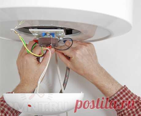Как очистить бойлер от накипи своими руками RMNT.RU