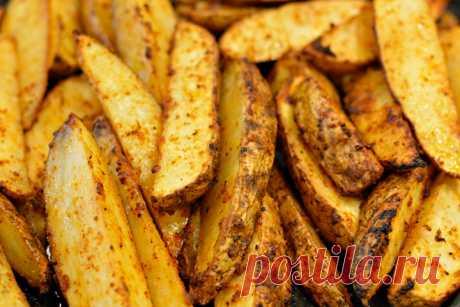 Вкуснейшая картошка по-деревенски: 3 главных секрета