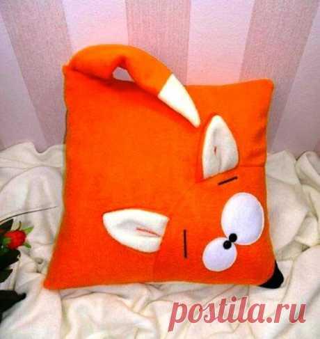 9 креативных идей декоративных подушек | Самошвейка | Яндекс Дзен