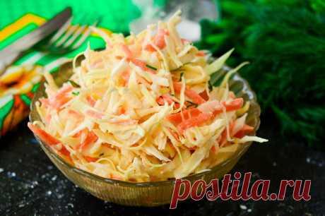 Салат «Тарзан» — весенний | Foodbook.su Если хочется сделать какой-то весенний, полезный и в тоже время вкусный салат, тогда поспешите приготовить блюдо из овощей «Тарзан». Получается он довольно сочным за счет того, что основные его
