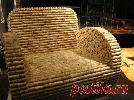 Кресло истинного сомелье