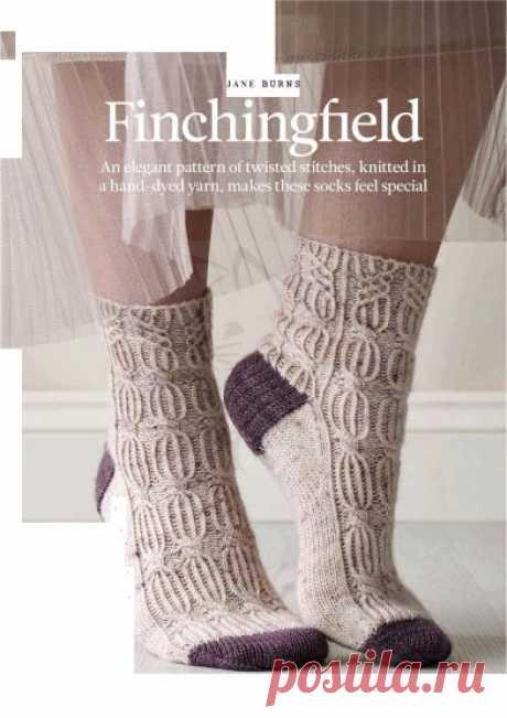 Носки Finchingfield