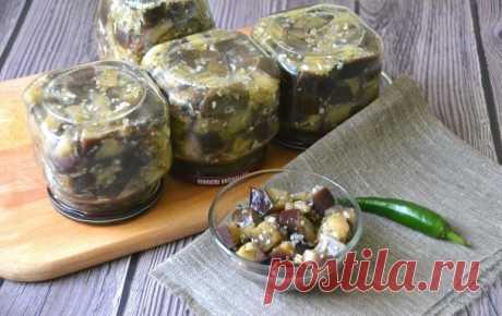 Баклажаны как грибы с чесноком - пошаговый рецепт с фото на Повар.ру