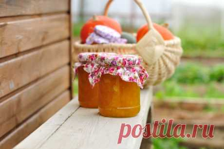 Pumpkin jam: 10 recipes how to cook tasty pumpkin jam