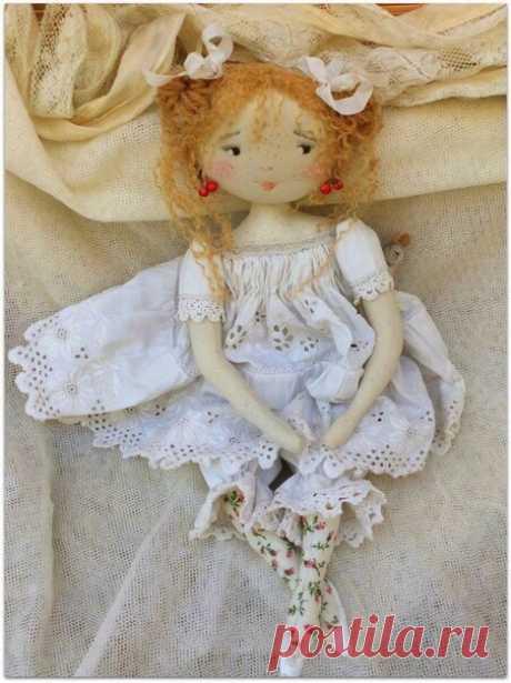 Кукольный мир: выкройки, одежда, миниатюра Куколка