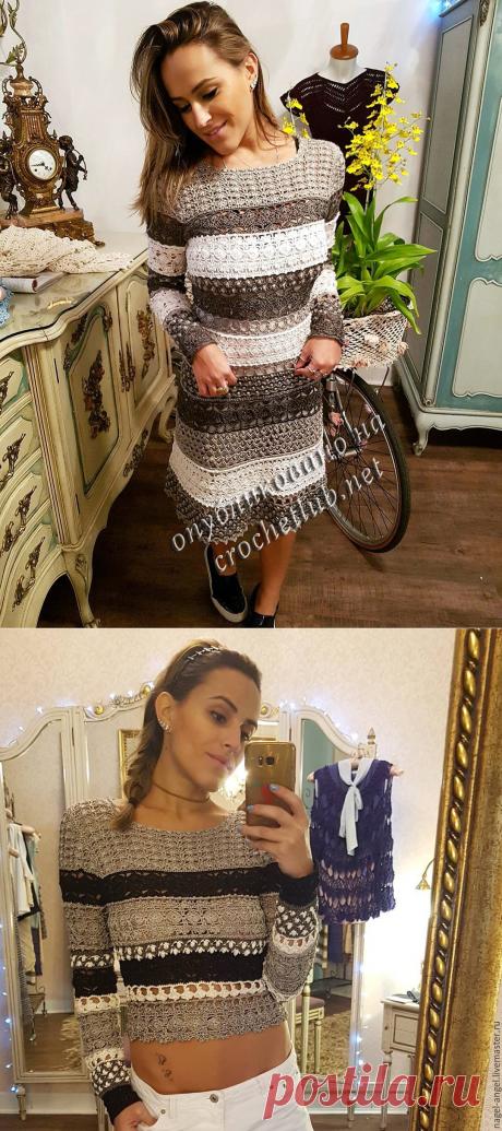Платье или топик и юбка от VANESSA MONTORO
