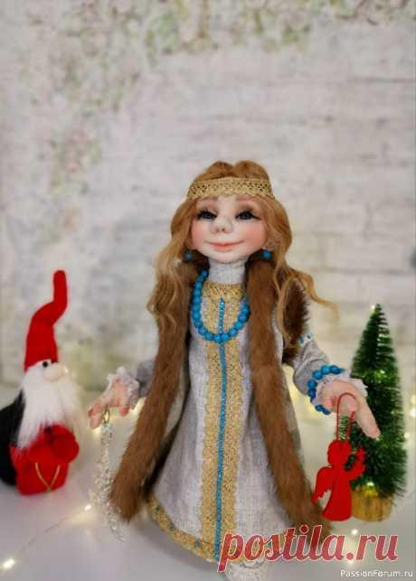 Кукла Макошь | Разнообразные игрушки ручной работы