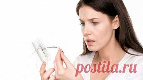 10 «нельзя» при сильном выпадении волос.