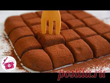 КОНФЕТЫ из 2 Ингредиентов за 5 минут! Проще НЕ БЫВАЕТ Condensed Milk Chocolate Truffles Easy Recipe