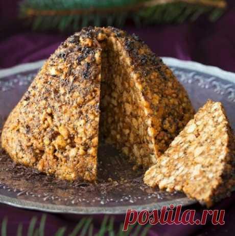 Торт «Муравейник» за 10 минут