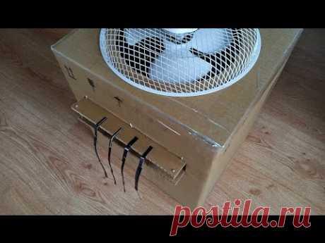 ¿Cómo hacer el climatizador potente para la habitación??? ¿\/how to make powerful air conditioner for room???