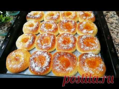 Пончики в духовке - вкуснее Вы не пробовали! - Лучший сайт кулинари