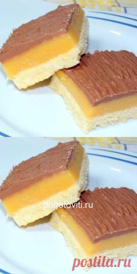Простой рецепт очень вкусного печенья - Все своими руками