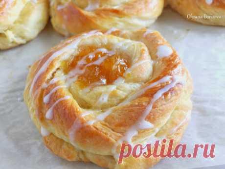 Датские булочки | Таки Вкусно