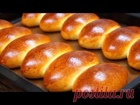 ПУХОВЫЕ ПИРОЖКИ с ЯБЛОКАМИ!🍎 ПРОСТОЙ рецепт Домашних пирожков! | Кулинарим с Таней