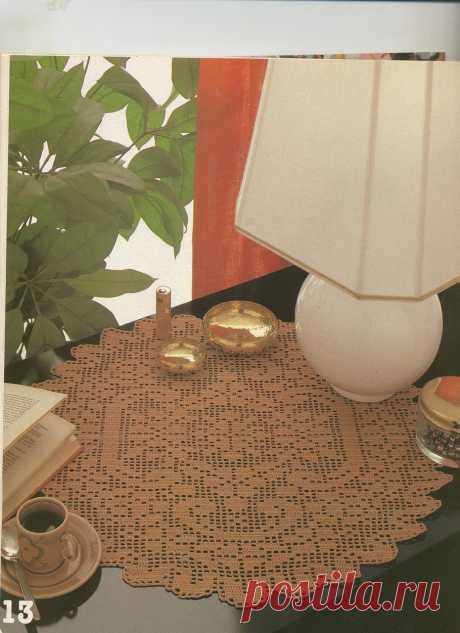 ЖУРНАЛ «Tricot Selection Crochet D'Art № 06»