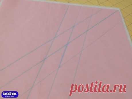 Стеганая ткань своими руками (Шитье и крой) – Журнал Вдохновение Рукодельницы