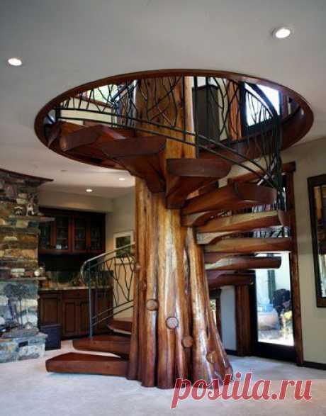 Супер лестница!