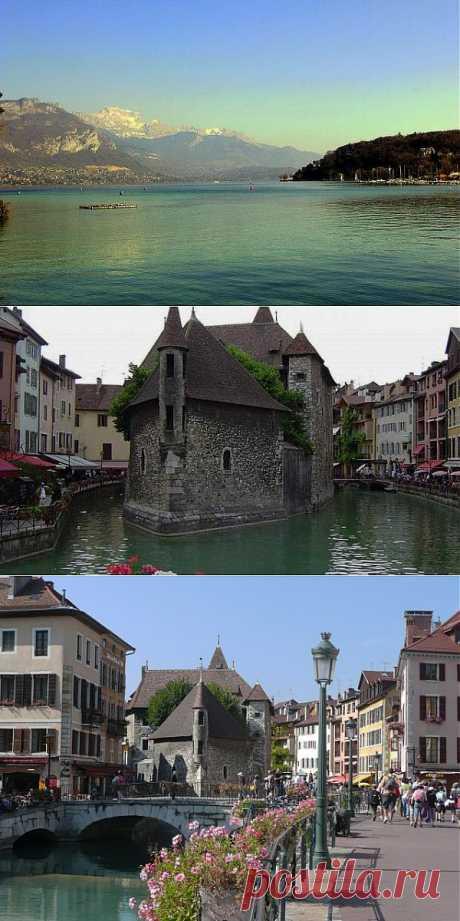 Анси (Аннеси) – Обзор Лучших курортов Франции