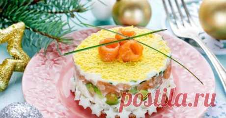 Рецепты на Новый год: салат «Превосходство»