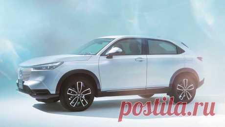 Honda HR-V 2022 года (Honda Vezel): обзор, интерьер, экстерьер, характеристики