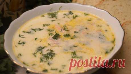 ОченьОчень вкусный СУП, нравится Всем, проверен Годами!  Рыбный суп из горбуши (лосося) со сливками. Невероятно нежный, с приятным сливочным вкусом, сытный, наваристый, яркий и очень-очень вкусный. Готовить его просто, ингредиенты доступные.  ИНГРЕДИЕНТЫ  …