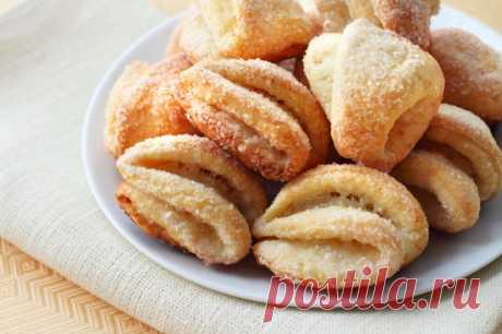 Как приготовить нежнейшее творожное печенье на XCOFFEE.RU
