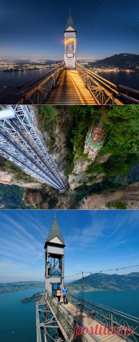 Самые необычные лифты в мире | ФОТО НОВОСТИ