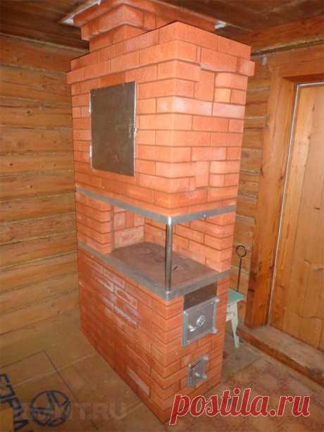 Печь для дома на дровах своими руками — Rmnt.ru