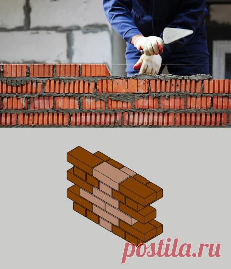 Виды кирпичной кладки с фото и названиями — IVD.ru