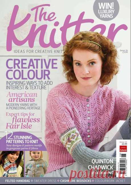 Журнал по вязанию THE KNITTER — №26 2010 — HandMade