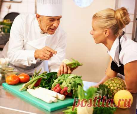 Секреты идеальных блюд от профессиональных поваров » Женский Мир