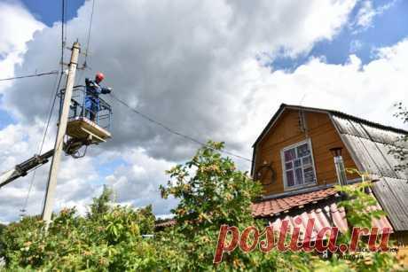 Правомерно ли отключение электроэнергии в СНТ?