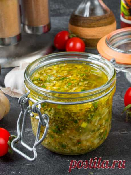 Рецепт мохо - кубинского маринада для мяса на Вкусном Блоге
