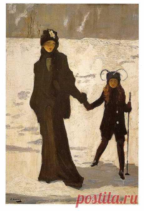 (14) Джон Лавери - женские образы: je_nny — ЖЖ