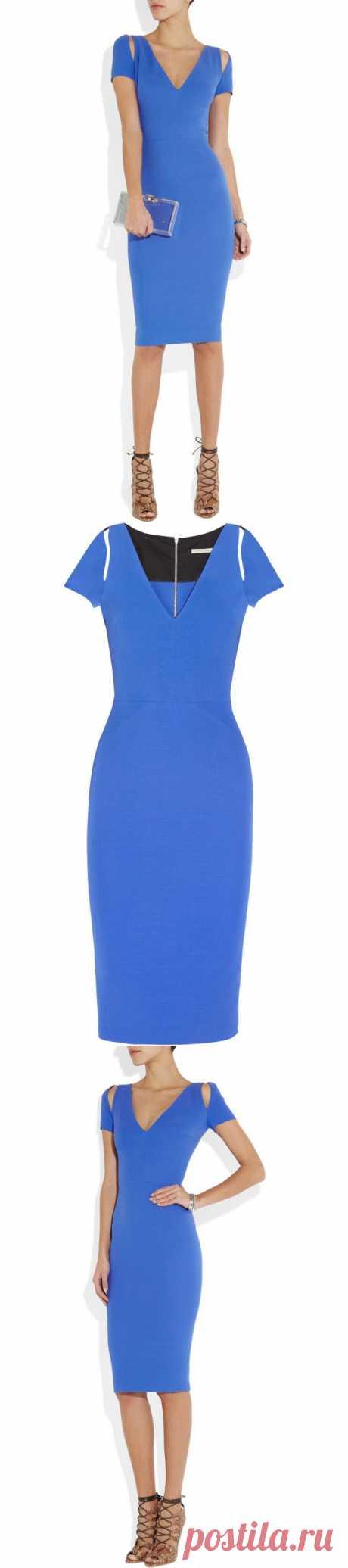 Платье Victoria Beckham / Вещь / Модный сайт о стильной переделке одежды и интерьера