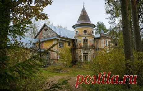 10 most terrible abandoned places in Russia: