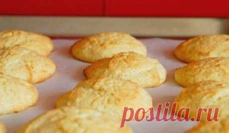 Печенье на радость худеющим — Лайм
