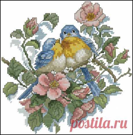 Страница №30 / Схемы вышивки крестом / ВЫШИВАЙ.com - Вышивка крестом