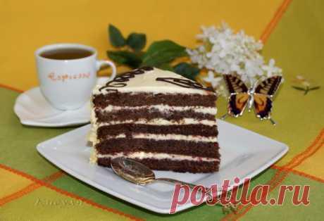 Черёмуховый торт | Кошкин дом