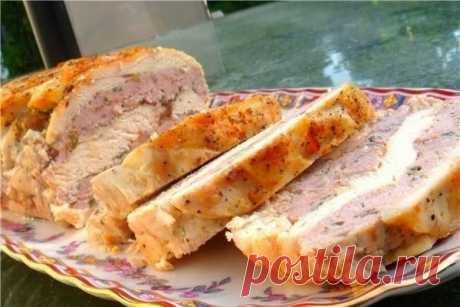 Шустрый повар.: Голландский куриный пудинг