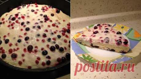 2 варианта самого вкусного и быстрого пирога. Гости будут в восторге!