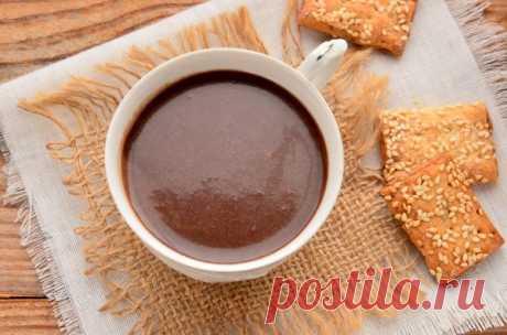 La salsa de chocolate para los crepes: la receta de la foto