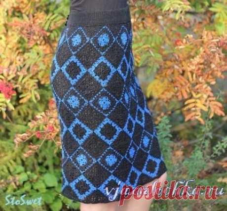Вязаные женские юбки и шорты, схемы вязания юбок – Вязалочка.ру