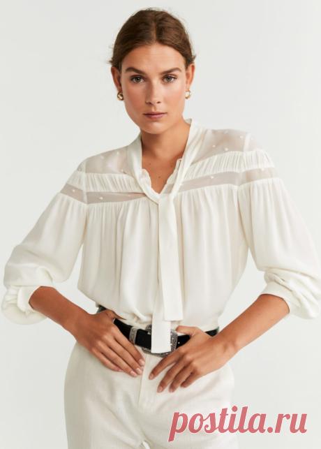 Модные образы с белой рубашкой 2020