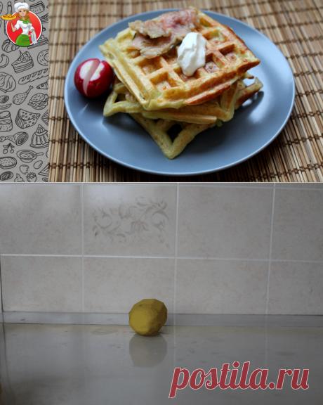 Не знала, что из картофеля можно даже вафли делать. Получается вкусный и сытный завтрак | Рецепты от Джинни Тоник | Яндекс Дзен