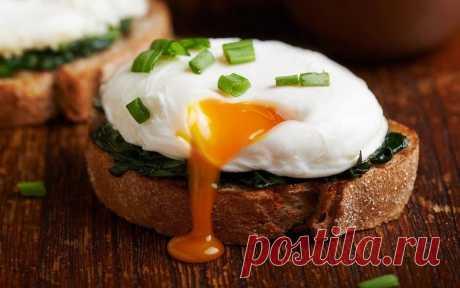 Яйцо пашот: пошаговый рецепт приготовления | InfoEda.com