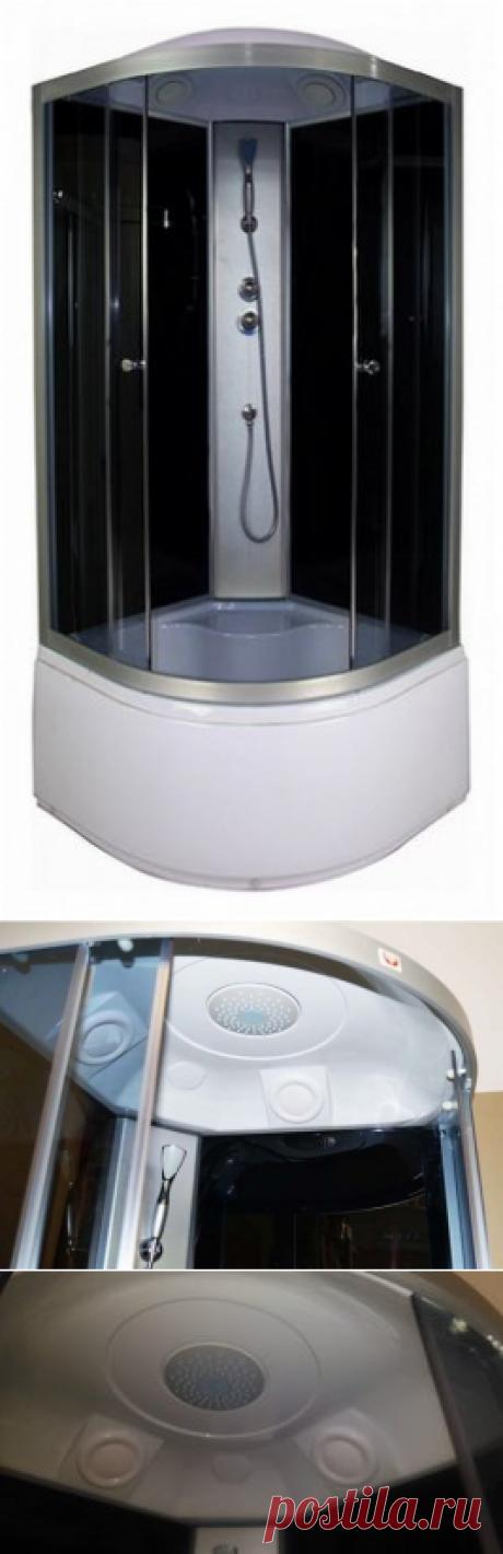 Душевая кабина Parly EC90 90x90 купить в интернет-магазине Bydom.by (Код товара: 34505)