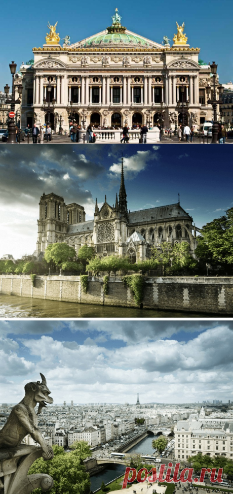 7 Things you want to see Your First Time In Paris.